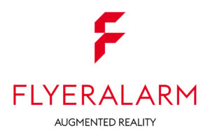 Logo FLYERALARM Augmented Reality